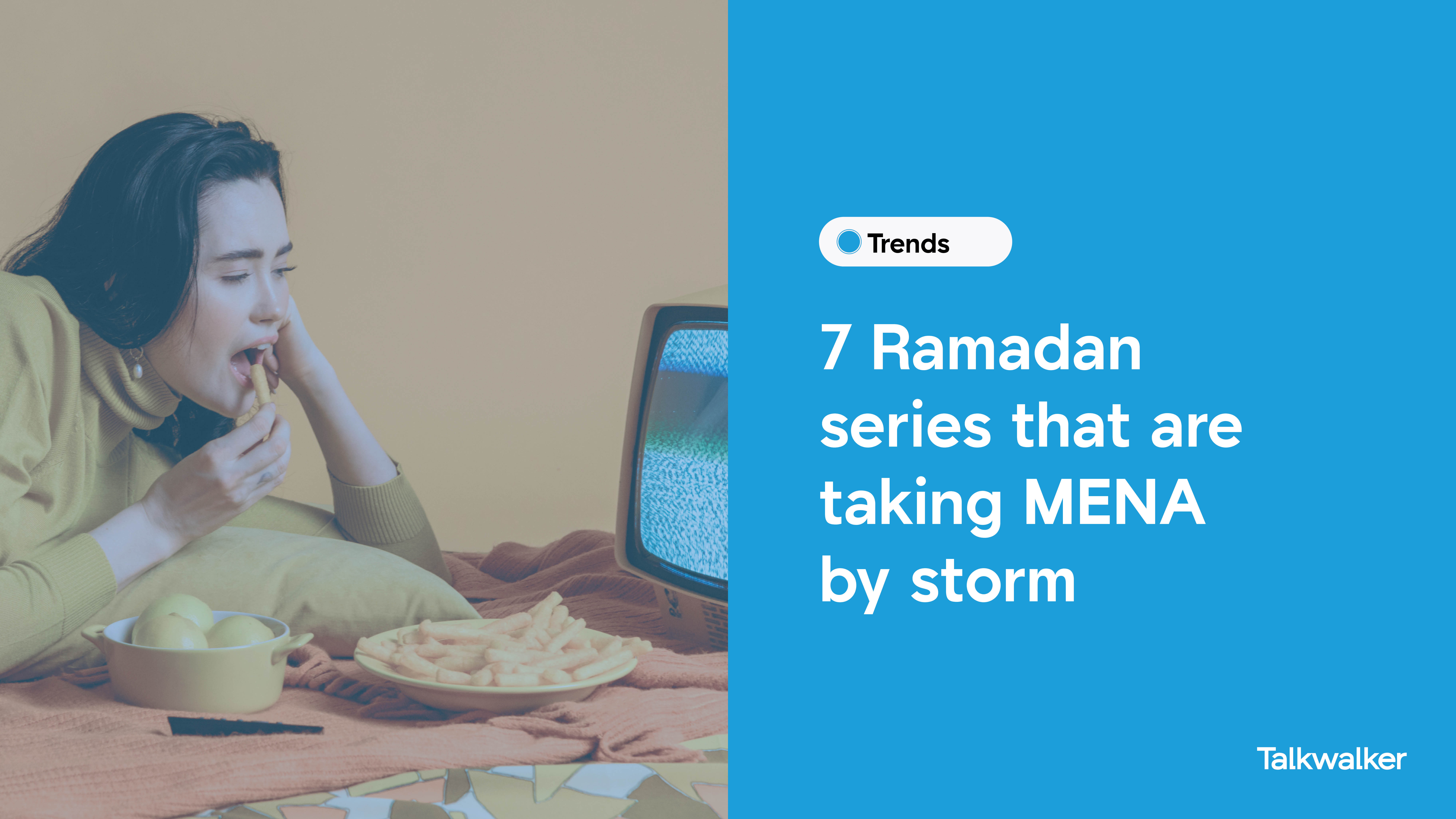 Ramadan TV series that audiences are talking most about on social media