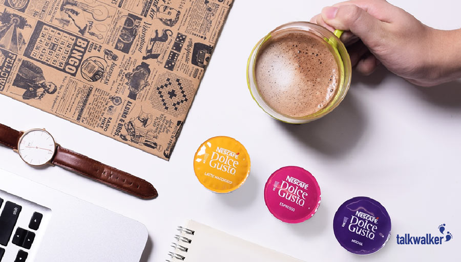 Nescafé Dolce Gusto: Building and measuring brand awareness with social media listening
