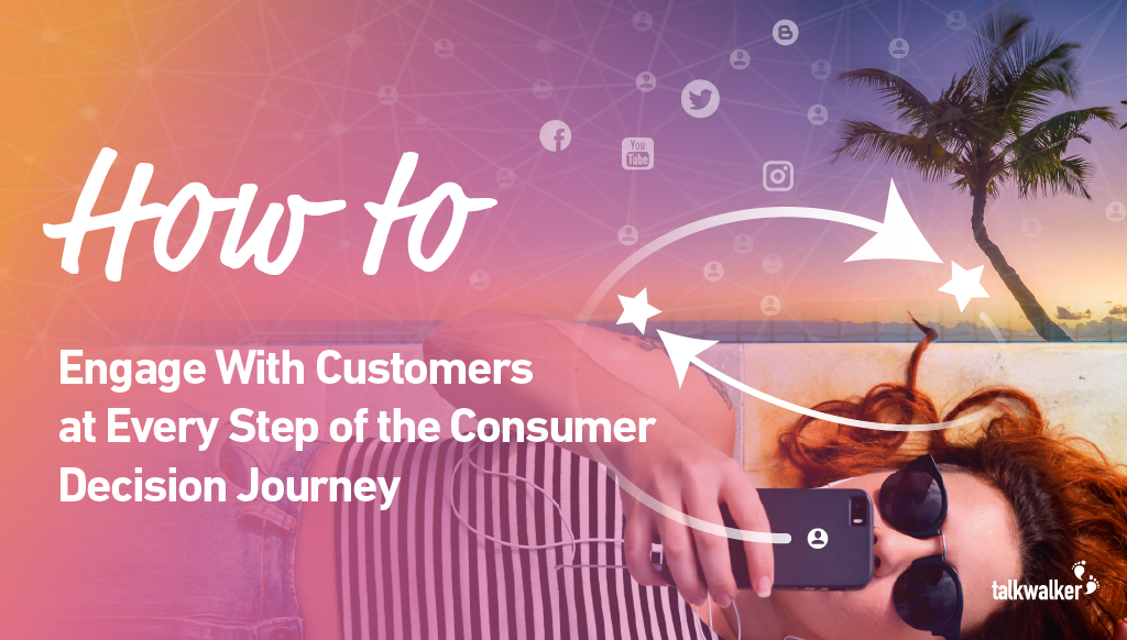 Engage With Customers at Every Step of the Consumer Decision Journey Using Social Listening