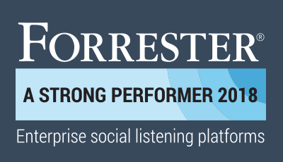 Talkwalker named a Strong Performer: Social Listening Platforms, Q3 2018 report