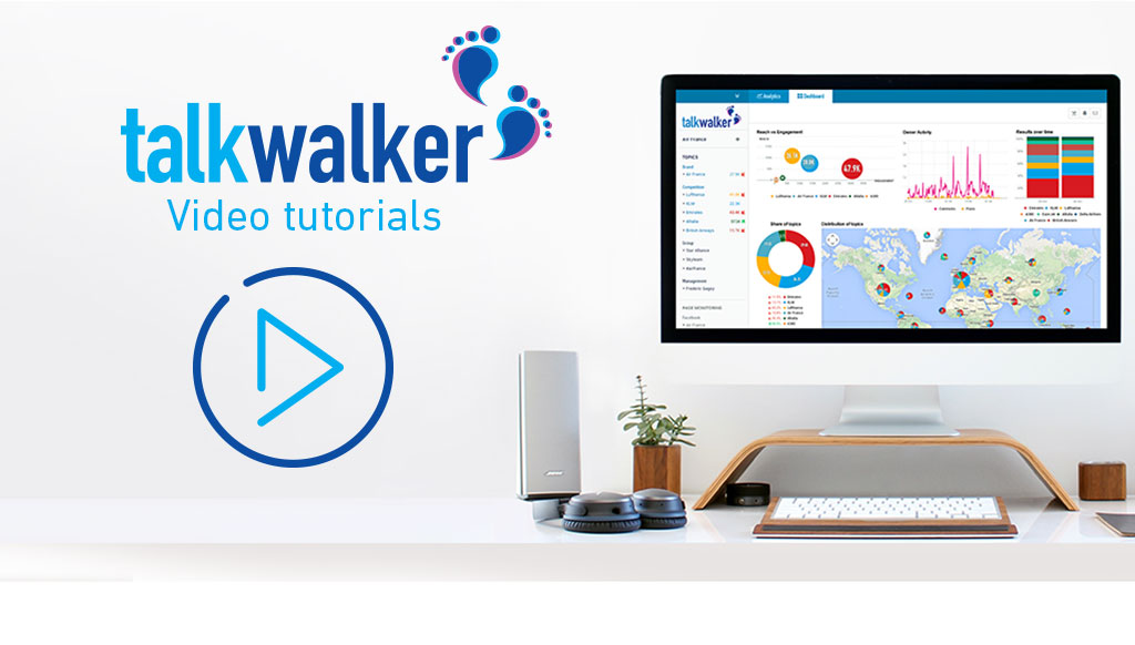 Talkwalker App for Hootsuite