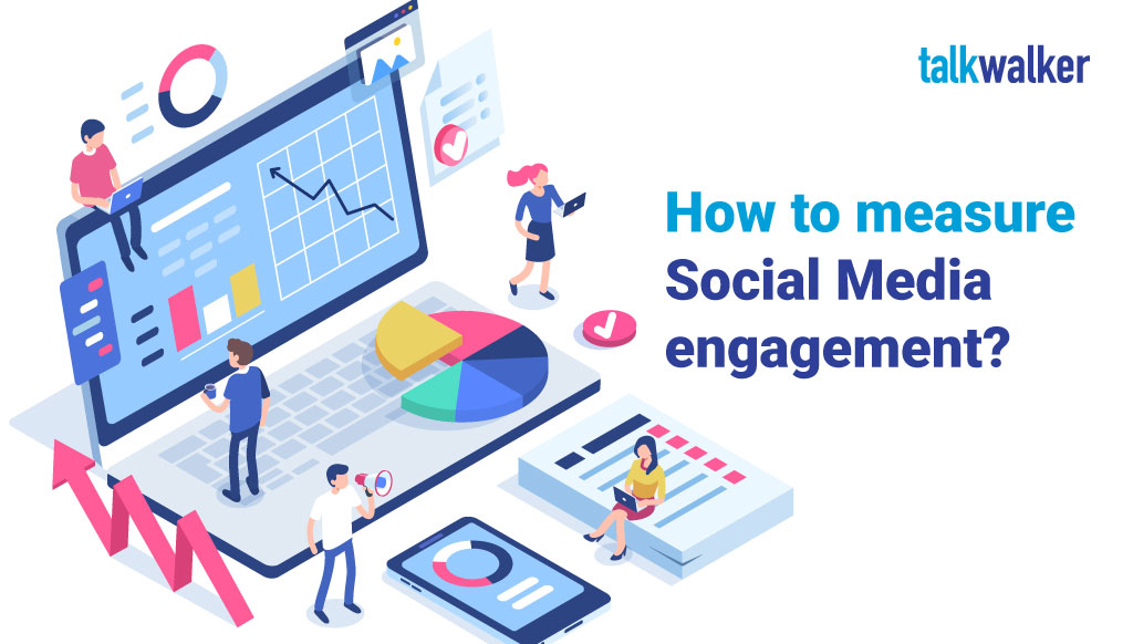 how to measure social media engagement plus tools to help you track and calculate your social media engagements.