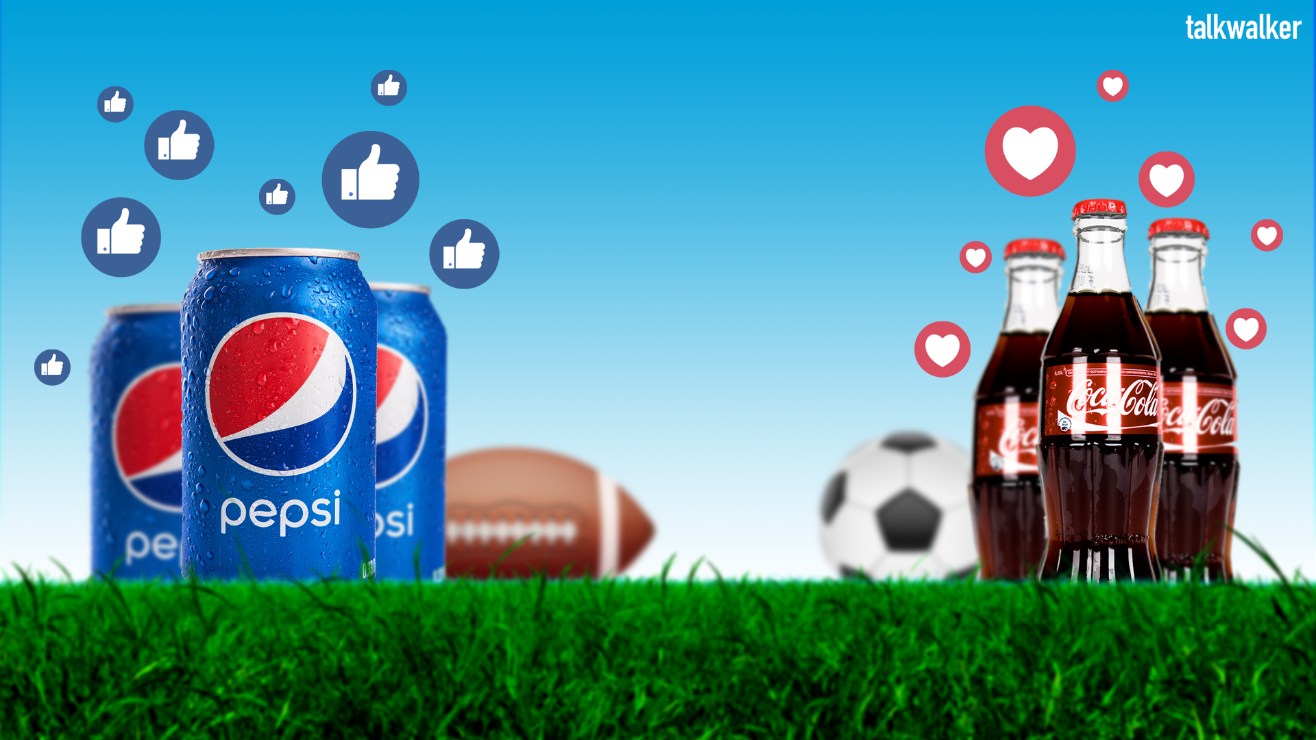 Coke vs Pepsi Supercup