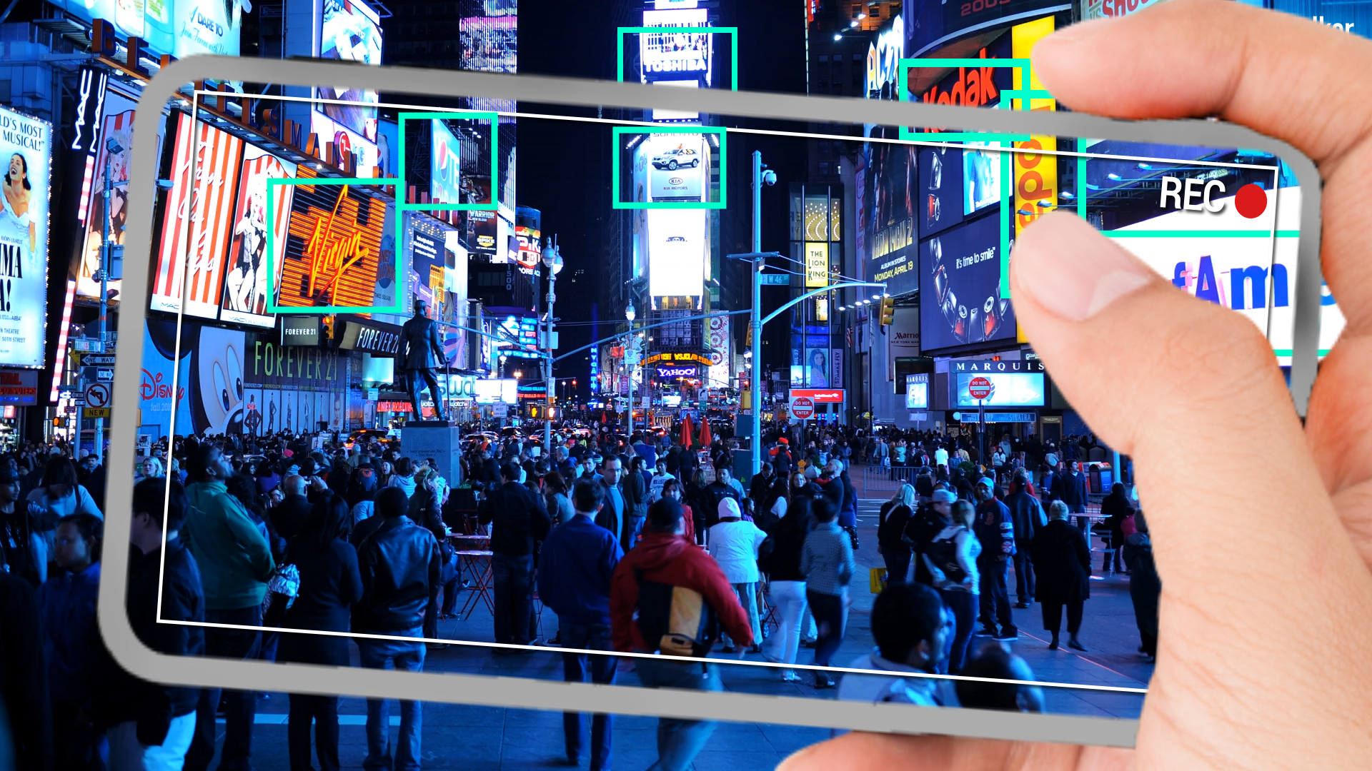 Video recognition - The future of marketing and a 1st for social listening