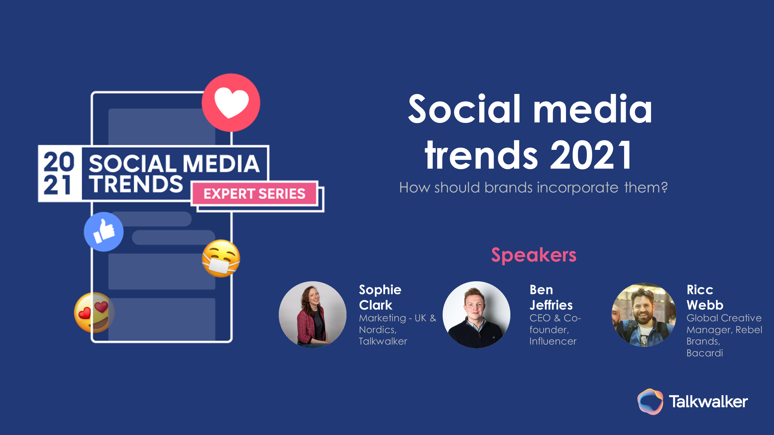 Social Media Trends 2021: How should brands incorporate them?