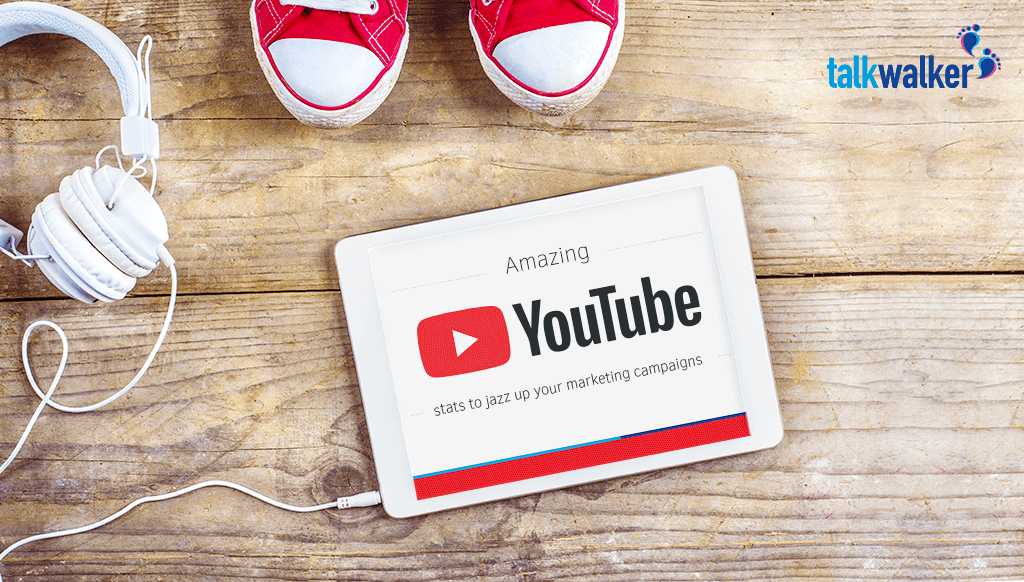 YouTube stats to jazz up your marketing campaigns