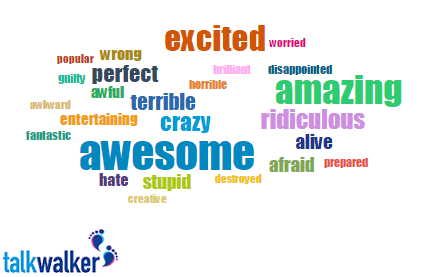 top emotions on sharknado 3