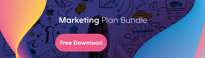 CTA marketing bundle of templates