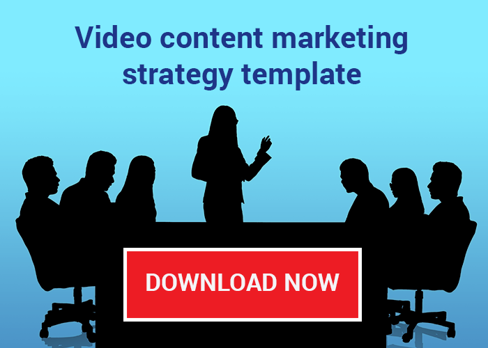 Video content marketing strategy template download free