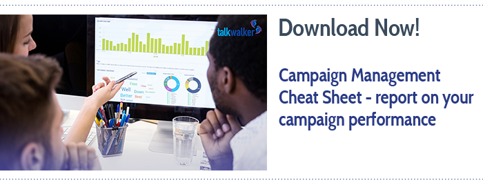 Campaign Management Cheat Sheet