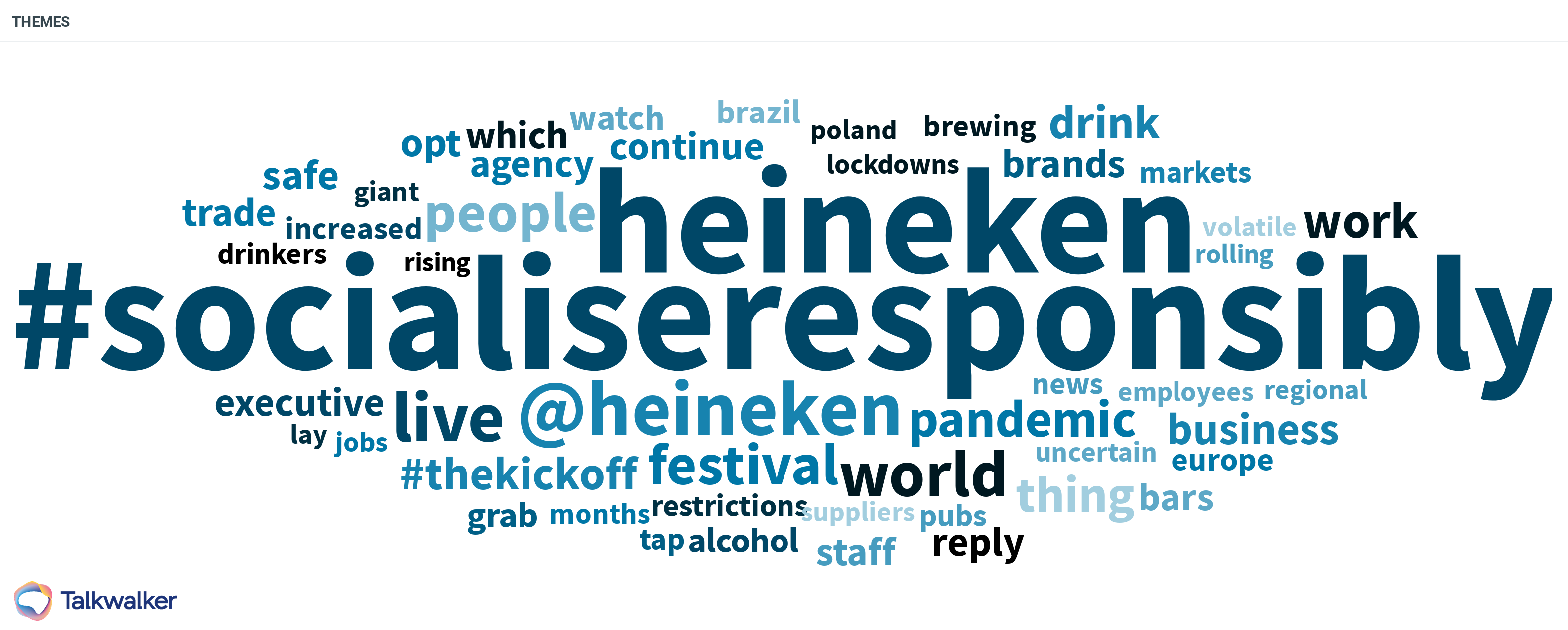 Heineken - socialise responsibly social media campaign on YouTube