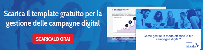 Gestione delle campagne digital