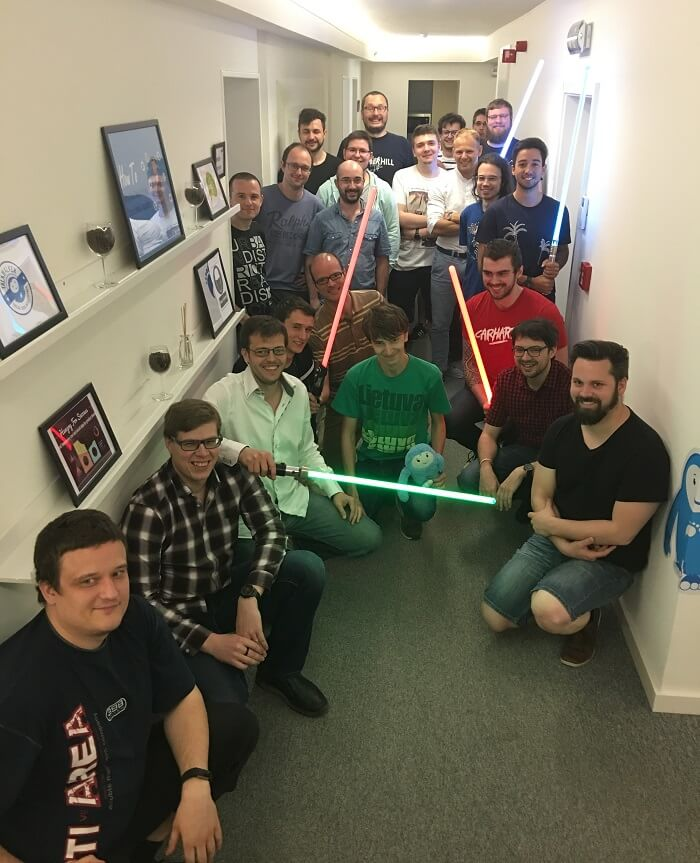talkwalker team star wars