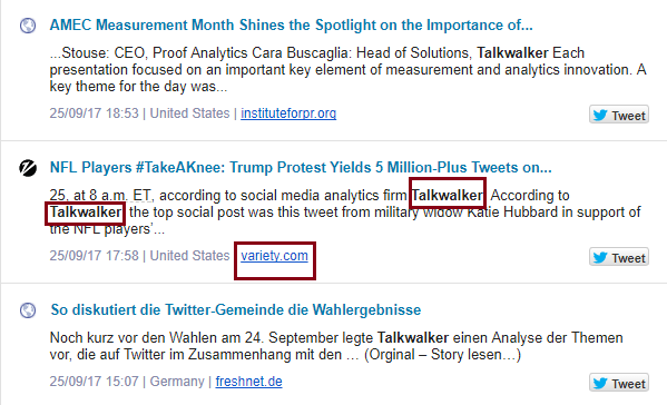 how we use Talkwalker alerts for SEO