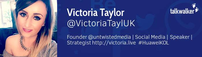 Victoria strategy for social media