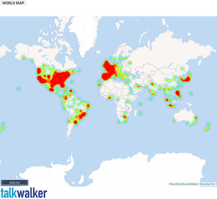Year in review with Quick Search Halloween heat map