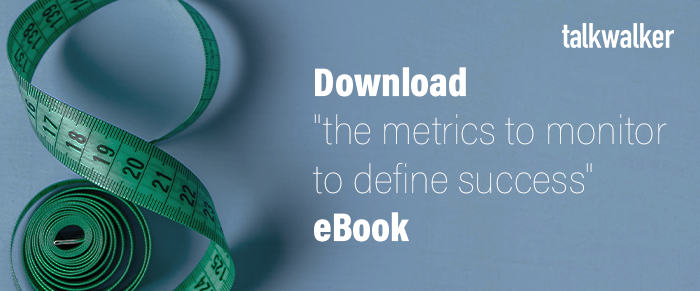Earned media value metrics CTA