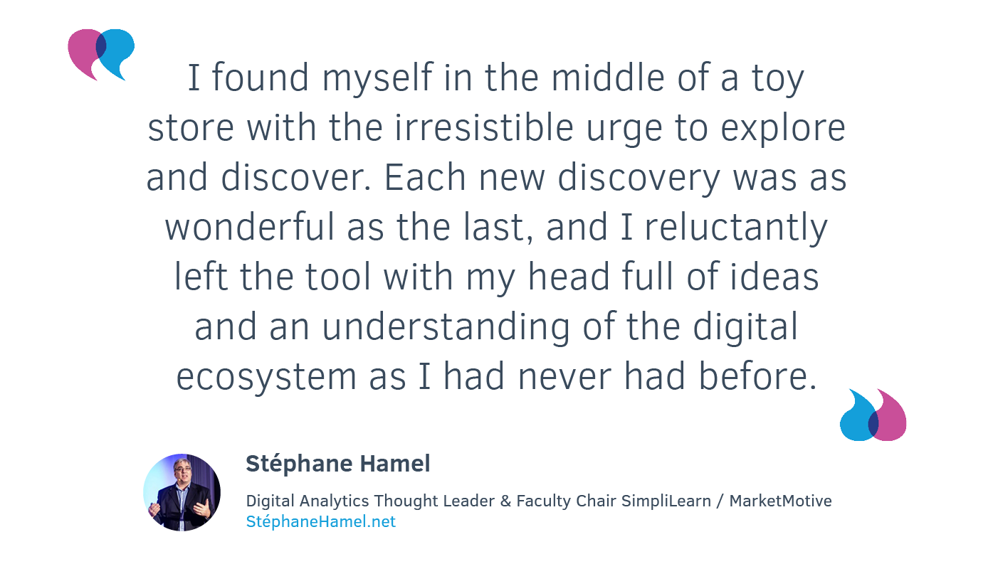 Stephane Hamel Quote