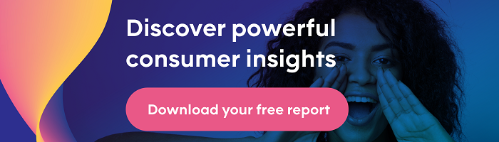 Voice of the customer consumer insights CTA