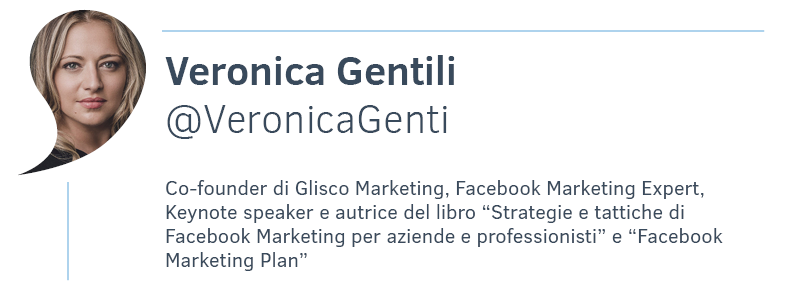 Veronica Gentili Co-founder