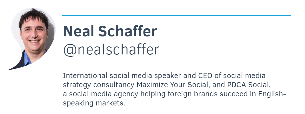 neal schaffer social media trends