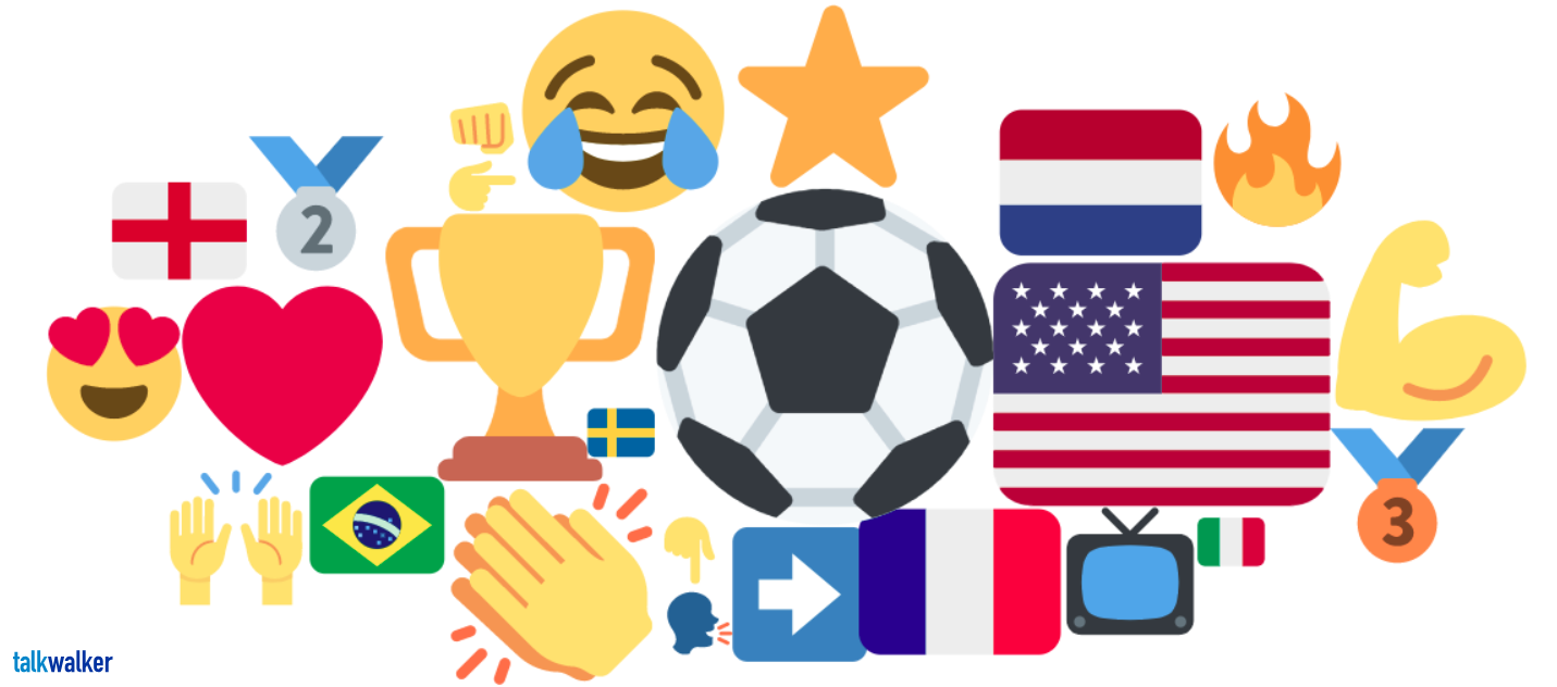 FIFA Women's World Cup: 4 social data takeaways - Talkwalker