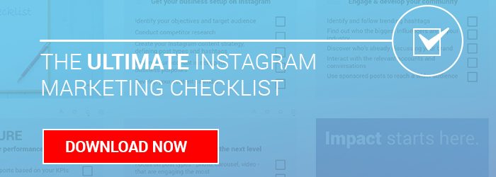 Insta marketing checklist