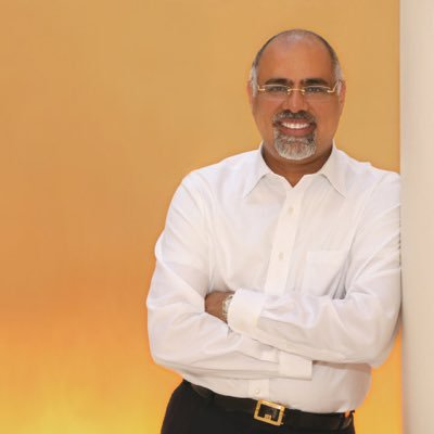 Top CMOs on Twitter - Raja Rajamannar