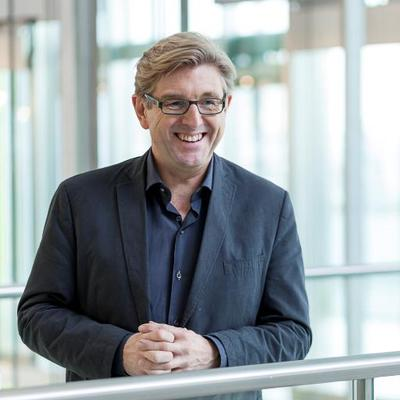 Top CMOs on Twitter - Keith Weed