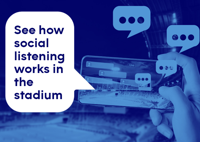 Social Listening Solutions for Sports
