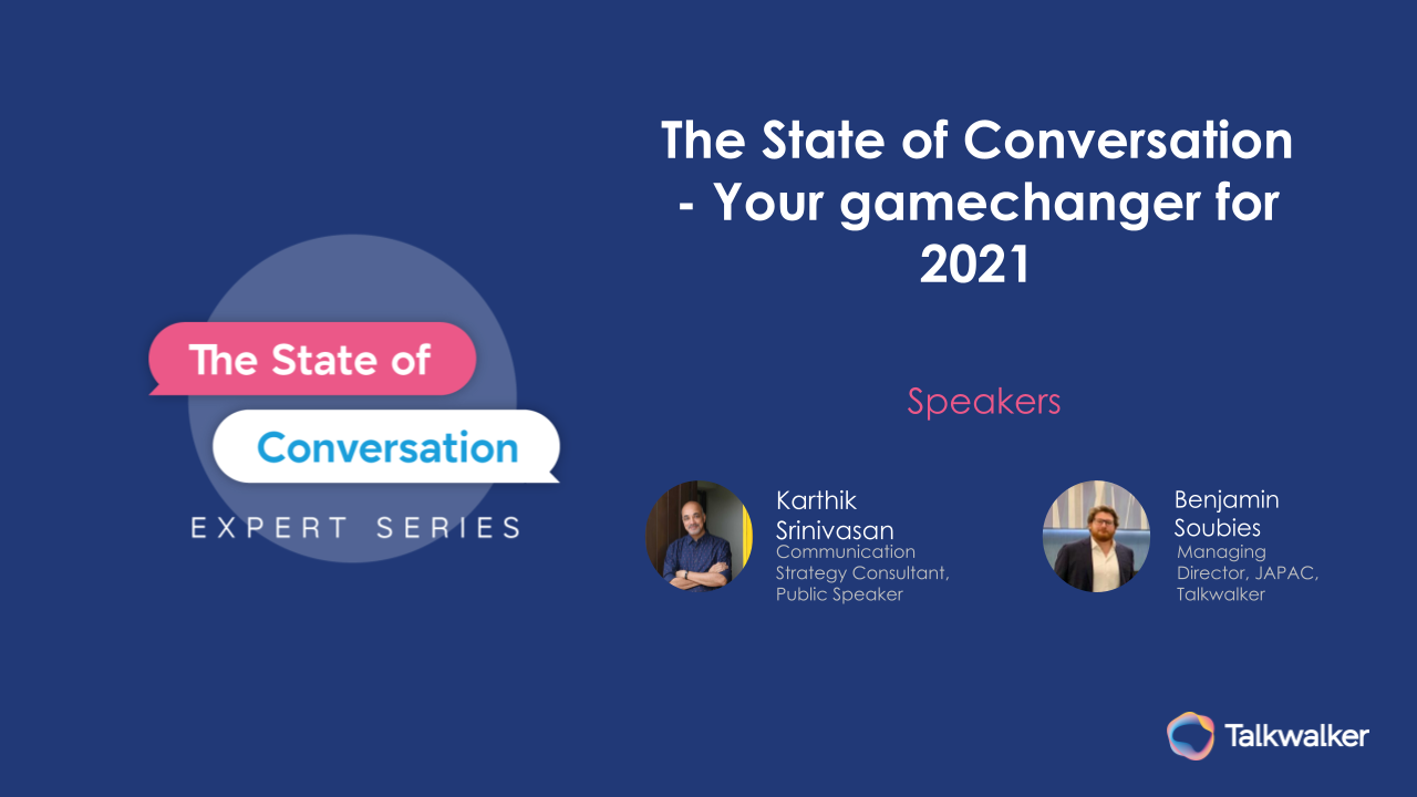 State of Conversation 2021 India