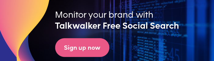 Brand Monitoring - Talkwalker Free Social Search