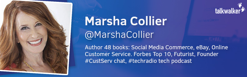 Marsha Collier Social Commerce Expert
