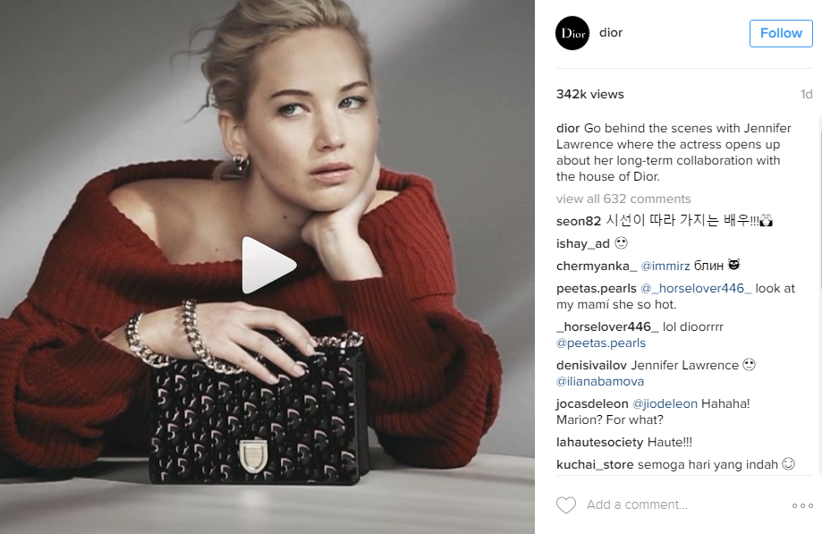 10 Brands Killing It On Instagram in 2016 - Talkwalker